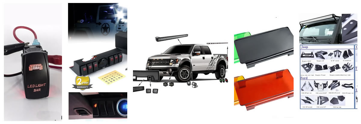 Offroad Light Accessories