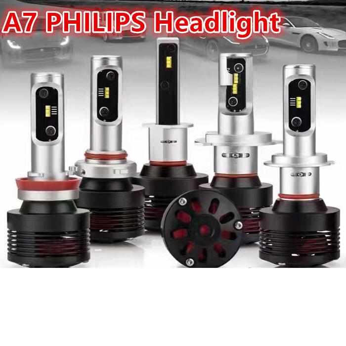A7 ZES Headlight