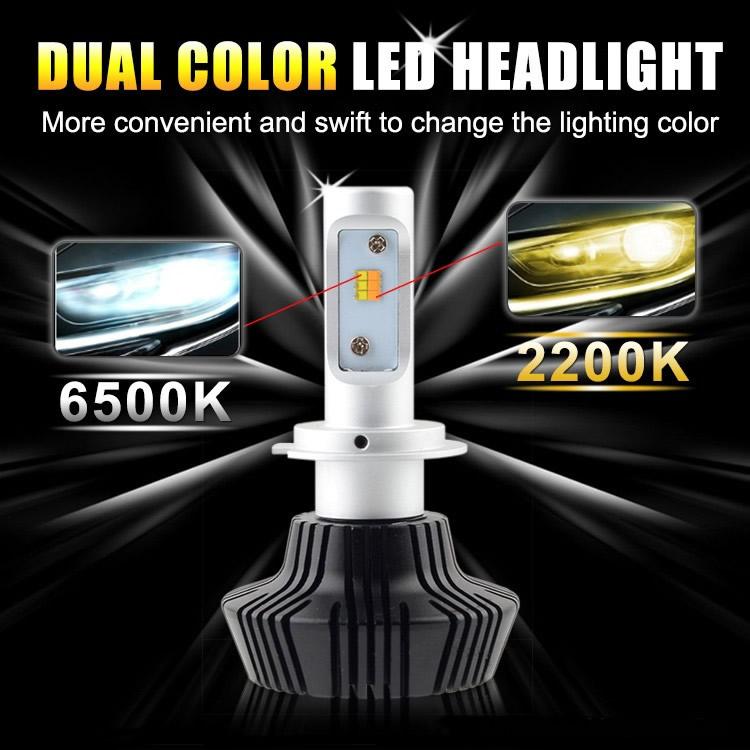 7HL-2Tone Headlight