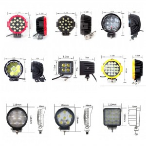 LED work light Series
