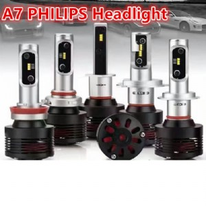 A7 ZES Headlight