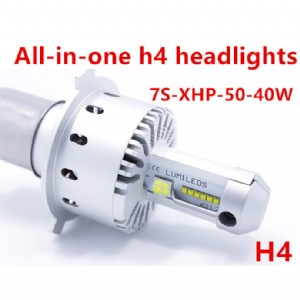 All-in-one 7S Headlight