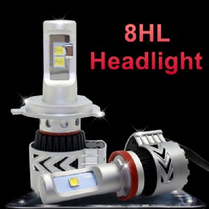 Super Brightest 8HL-Headlight