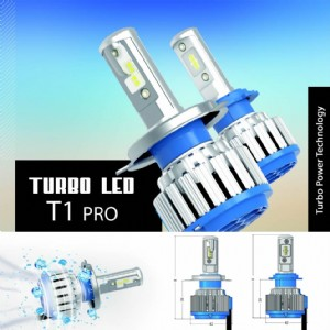 LED T1 TURBO 30W Headlight