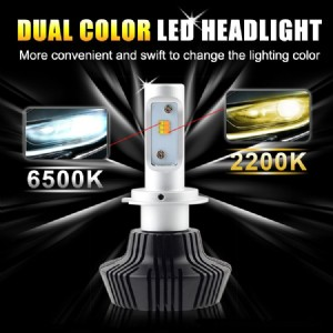 7HL-2Tone Headlight