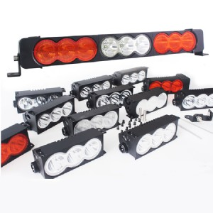 LED Light Bar With Modular DIY System